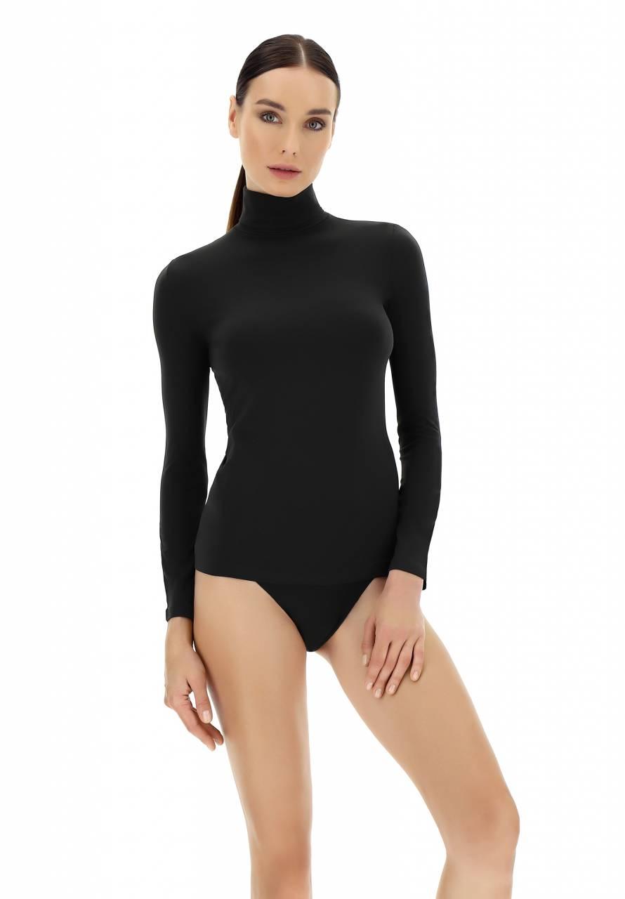 Dolce Vita - T-Shirt Turtle Neck Long Sleeves