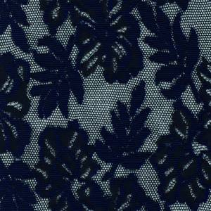 Demi-Bas Floral Lace 40 Sok