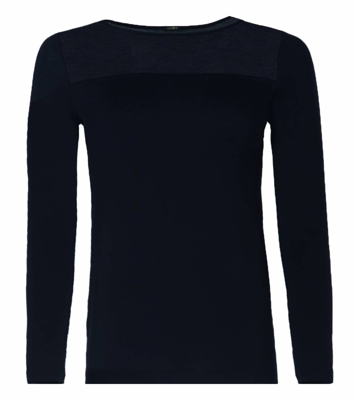 Perfect Line - T-Shirt Round Long Sleeves