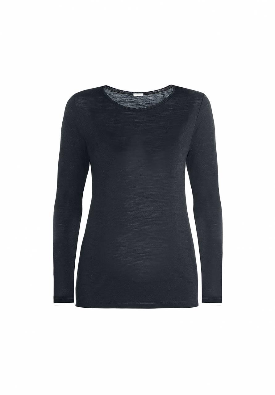 Wool Merino - T-Shirt lange mouw