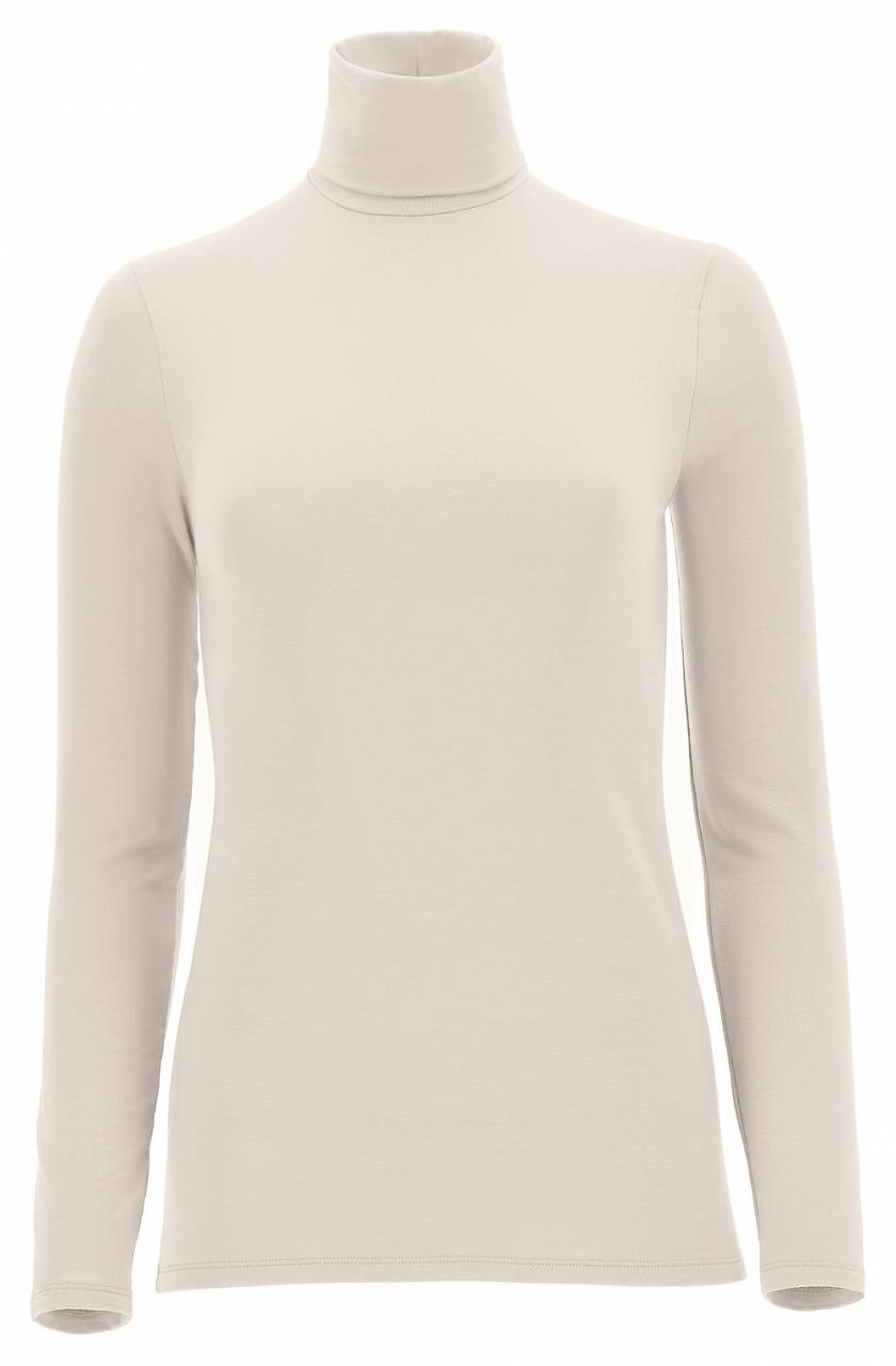 Perfect Line - Turtle Neck Long Sleeves